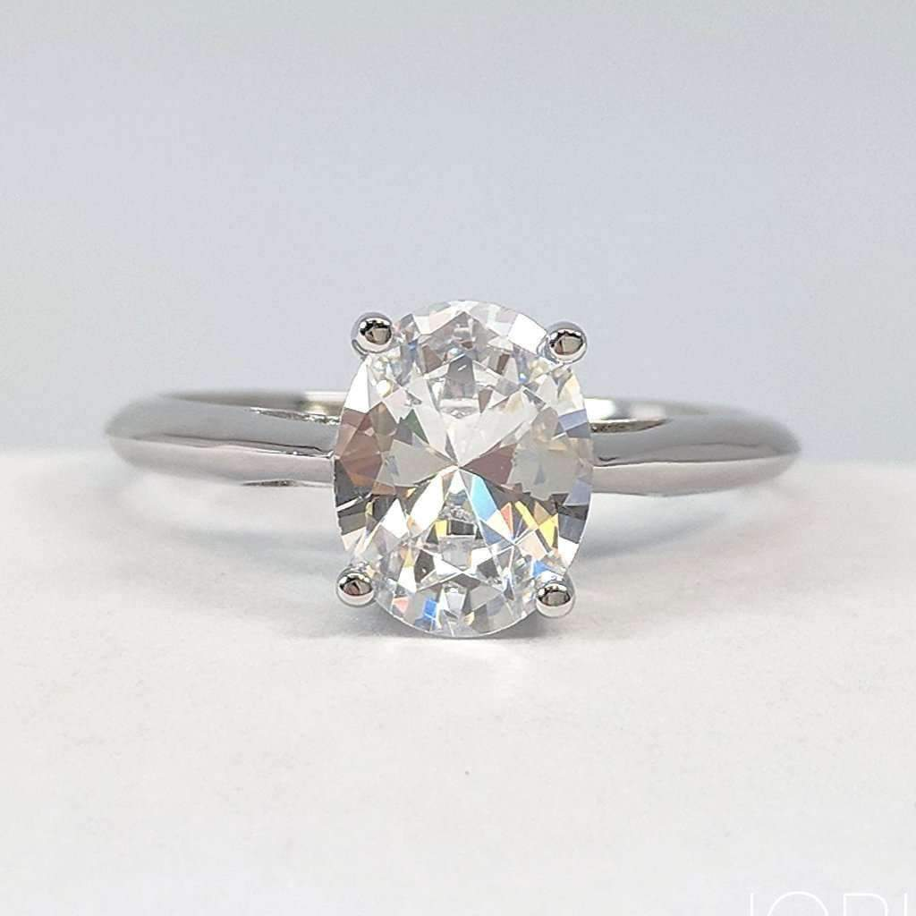 diamond rings cultured dress pin diamonds wedding pinterest