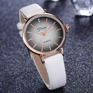 ON SALE - Shades of Time Ladies Wrist Watch