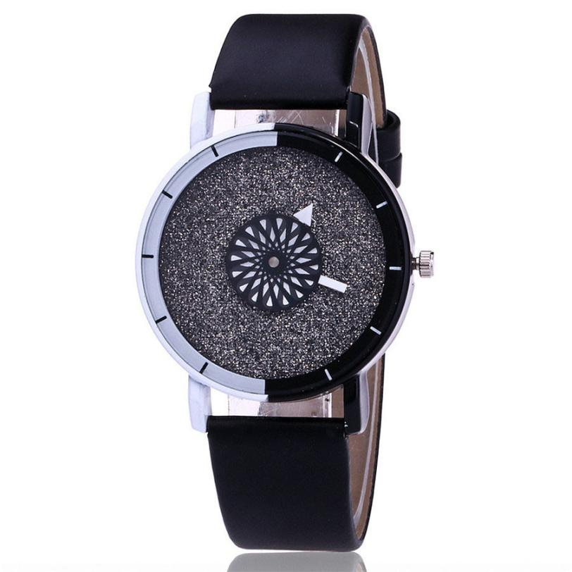 Groovy Glitter Wrist Watch