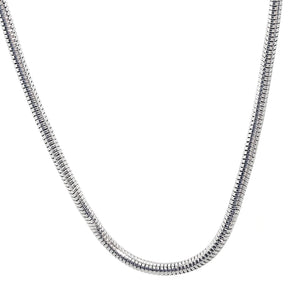 24 inch Stainless Steel Snake Chain