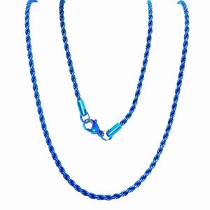 feshionn-iobi-24-inch-anodized-blue-stainless-steel-rope-chain