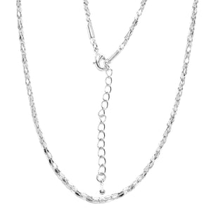 feshionn-iobi-30-inch-diamond-shaped-ribbon-link-stainless-steel-chain