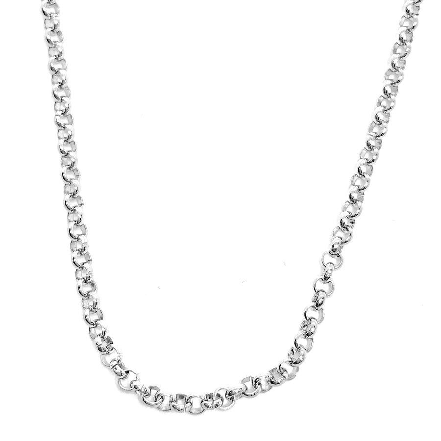 feshionn-iobi-22-inch-mini-belcher-link-stainless-steel-necklace-chain