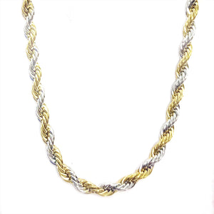 feshionn-iobi-18-inch-two-tone-twisted-stainless-steel-rope-chain
