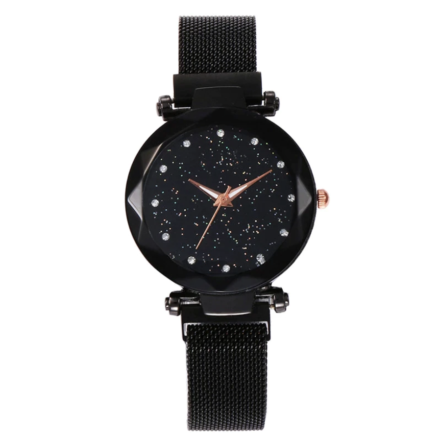 Feshionn IOBI Luxurious Magnetic Adjustable Band Watch
