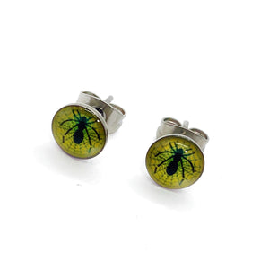 Spider Stainless Steel Studs