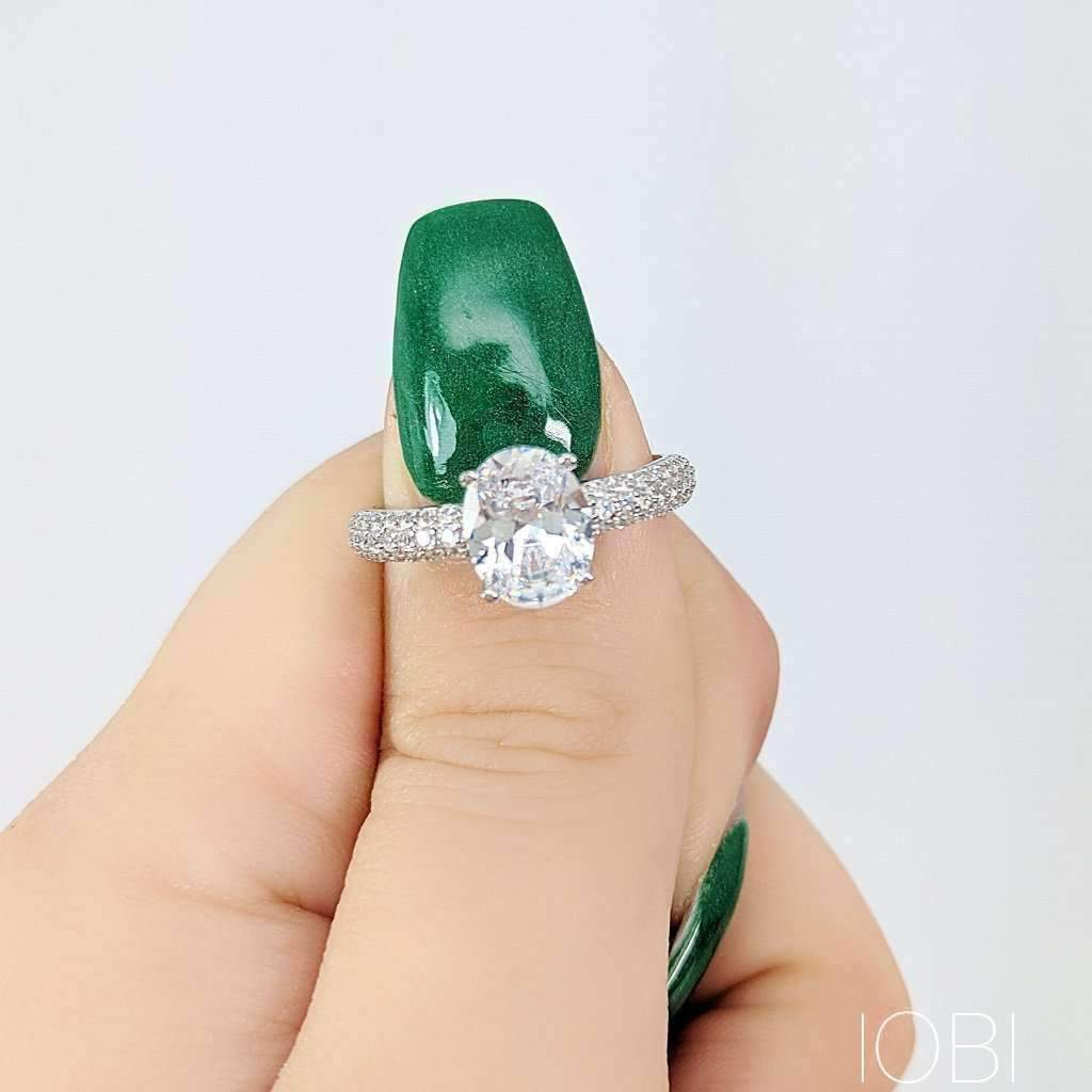 engagement cut iobi ring cultured labelle diamond rings of heart lovely halo