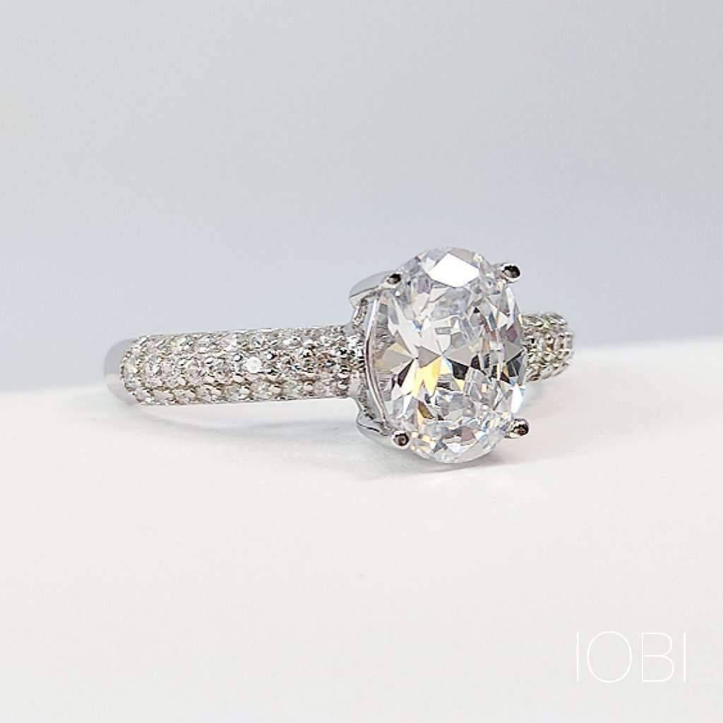 ring diamond products fine carat cut solitaire juliette round cultured iobi diamonds jewelry