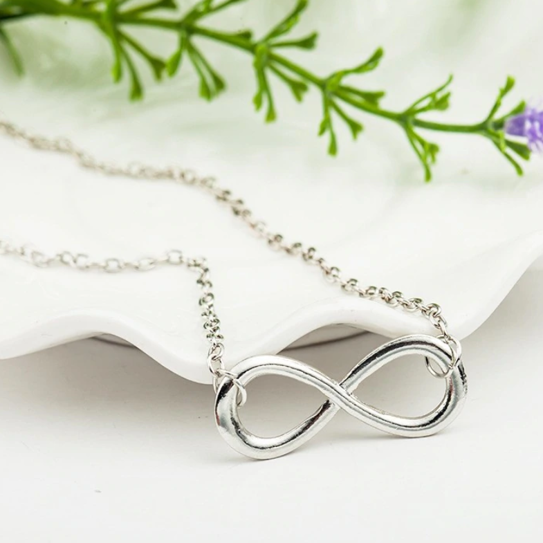 ON SALE - Simply Symbolic Infinity Symbol Necklace