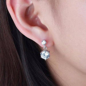 Starry Nights IOBI Crystal Earrings