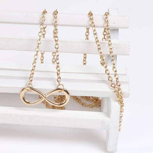 Feshionn IOBI accessories Gold Infinity Hip Chain