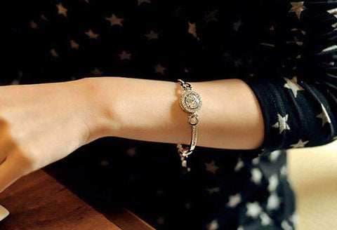 Feshionn IOBI bracelets ON SALE - Angel's Halo Bracelet