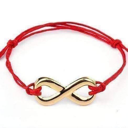 Feshionn IOBI bracelets Pink Infinity Friendship Bracelet -Choose your Color