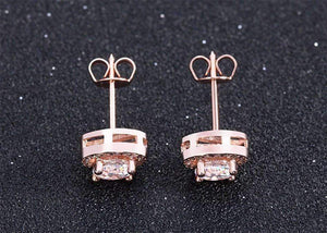 Feshionn IOBI Earrings ON SALE - Enchanted Halo Crystal Stud Earrings