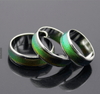 Image of Feshionn IOBI Rings 5 Classic Color Changing Mood Ring