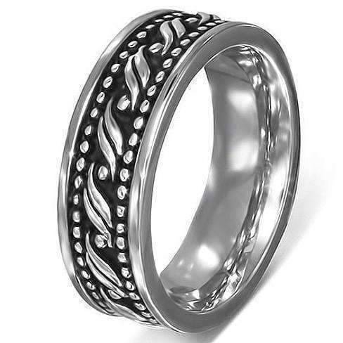 "Feshionn IOBI Rings 6 ""Ride the Waves"" Ring"