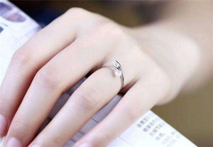 Feshionn IOBI Rings ON SALE - Double Glimmer 2 Stone Ring - Choose Your Color