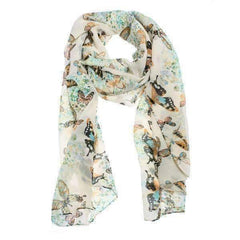 Butterfly Breeze Scarf