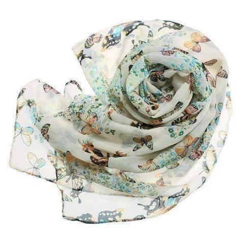 Feshionn IOBI Scarf Butterfly Breeze Scarf