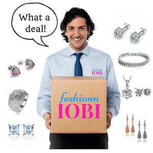 feshionn IOBI Surprise Box Your Monthly Bling Box - Double The Bling!