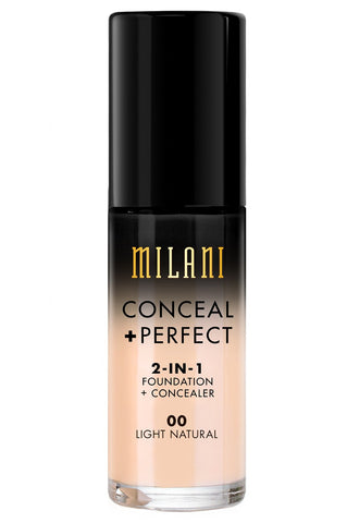 Conceal + Perfect 2-in-1 Foundation + Concealer- Light Natural