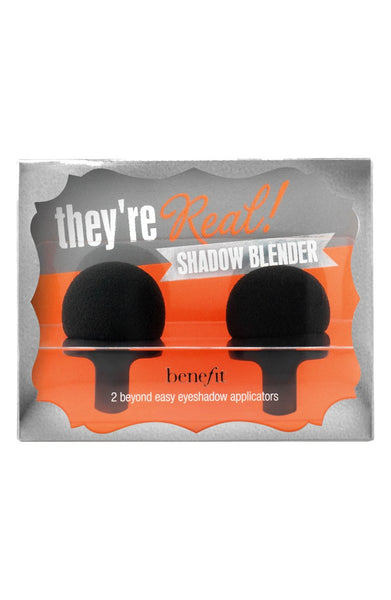Benefit They're Real! ShadowBlender Duo Beyond Easy Eyeshadow Applicators