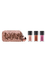 Snow Ball Pink Pigment & Glitter Kit-Pink