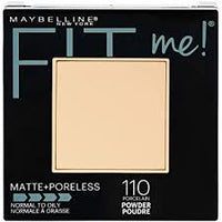 MATTE + PORELESS POWDER - Porcelain 110
