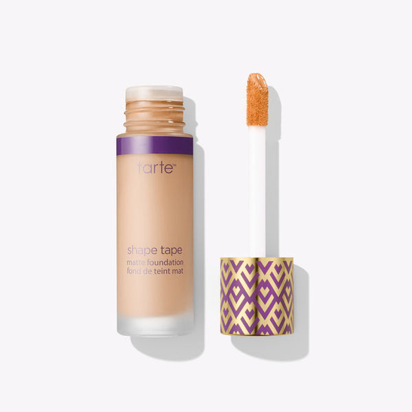 shape tape matte foundation-Medium Natural