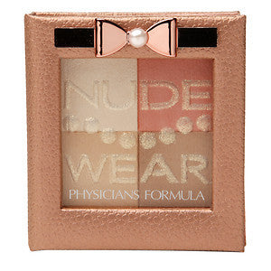 Nude Wear Touch of Glow Palette, Medium  0.24 oz (7 g)