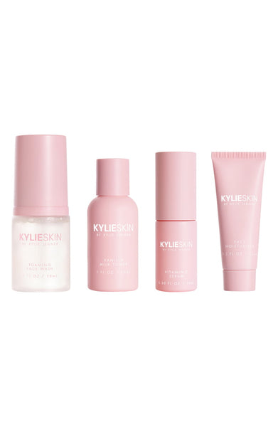 4-Piece Mini Skincare Set