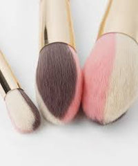 3PCS MULTICOLORED BRUSH SET