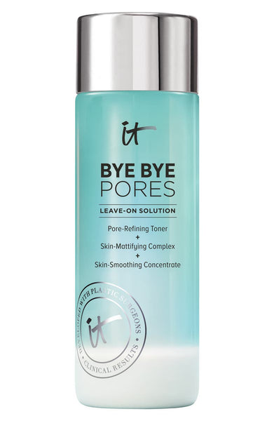 Bye Bye Pores Leave-On Solution Pore-Refining Face Toner