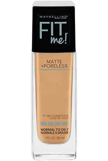 Maybelline Fit Me! Matte + Poreless Foundation (Natural Beige 220)