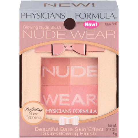 Nude Wear Glowing Nude Blush,  Natural 6239C