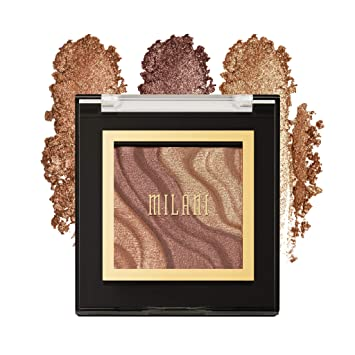 Milani Spotlight Face & Eye Strobe Palette- Golden Light 03