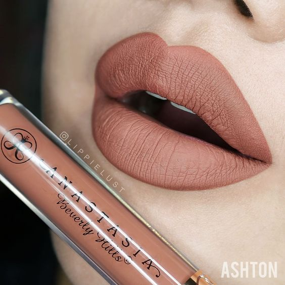 Ashton- Liquid Lipstick