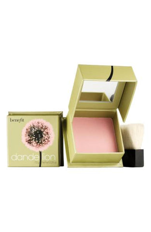 Benefit Dandelion Brightening Powder Blush BENEFIT COSMETICS-Baby Pink(0.12 oz)