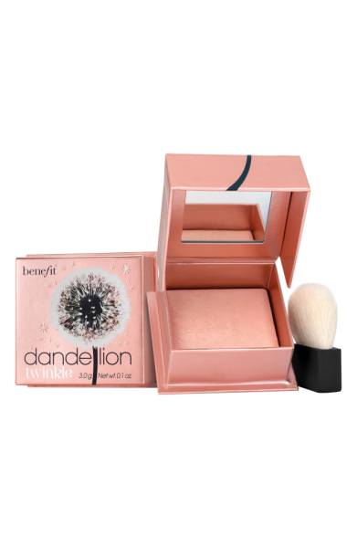Benefit Dandelion Twinkle Powder Highlighter-Nude Pink