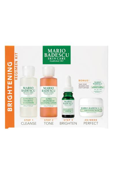 Brightening Regimen Kit