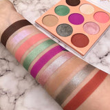 Douce Eyeshadow Palette – Juvia's Place