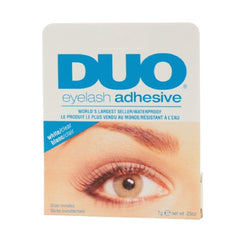 Duo Eyelash Adhesive, Clear-White