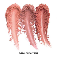 Milani Rose Powder Blush Palette,Floral Fantasy