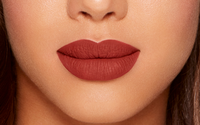 Melted Matte Lipstick- Gingerbread Girl
