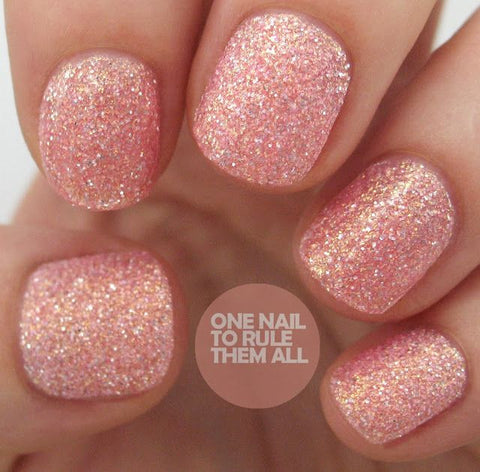 BH Glitter Collection-Baby Pink