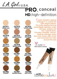L.A. Girl Pro Conceal HD Concealer- Almond GC979