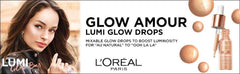 L'Oreal Paris True Match LUMI Glow Amour Glow Boosting Drops,Daybreak