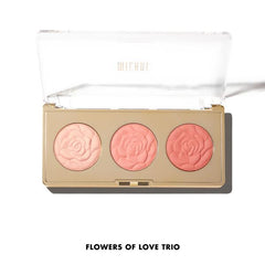 Milani Rose Powder Blush Palette,Flowers Of Love