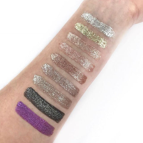 Magnificent Metals Glitter & Glow Liquid Eye Shadow -kitten Karma
