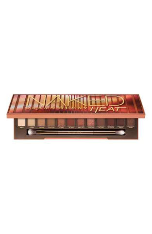 Naked Heat Palette-Orange